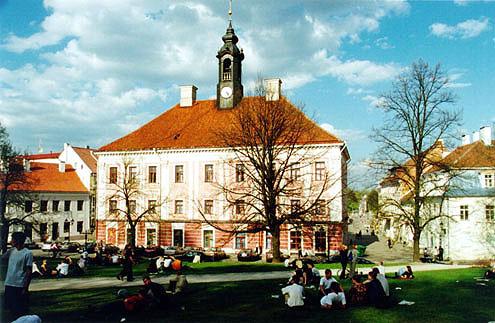 Town hall of Tartu